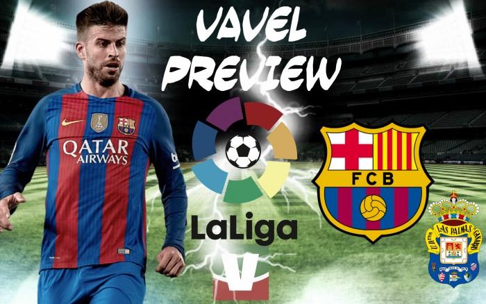 Liga - Barcellona, testa al campo in clima di referendum: al Camp Nou c'è il Las Palmas