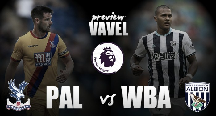 Crystal Palace v West Brom Preview: Eagles aiming to continue pre-season form as the Premier League begins