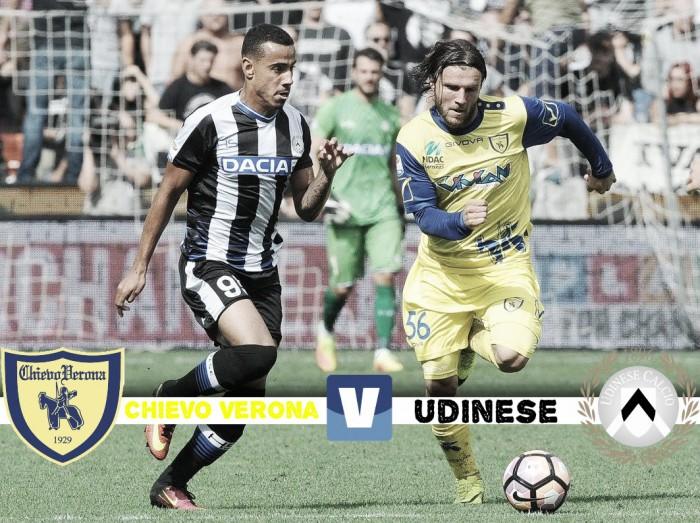 Serie A - Udinese e Chievo vogliono fare un balzo in avanti