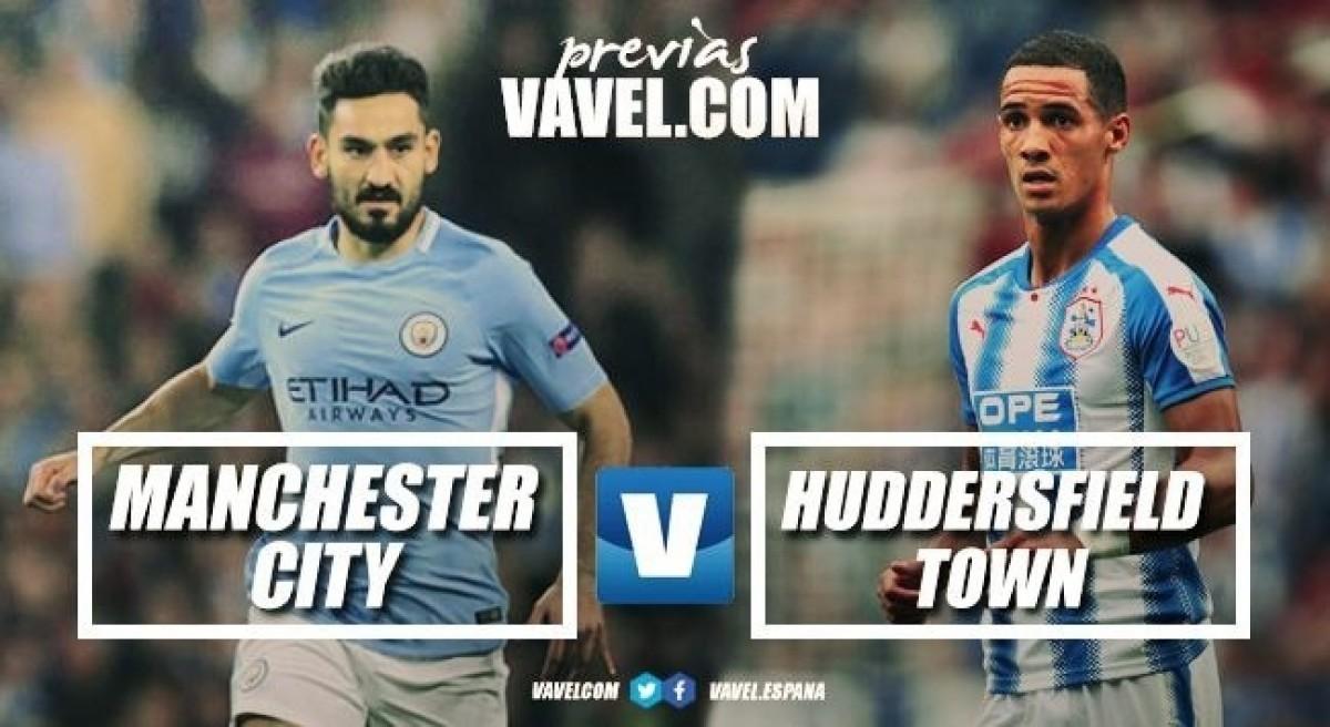 Premier League - L'Huddersfield tenta l'impresa all'Etihad