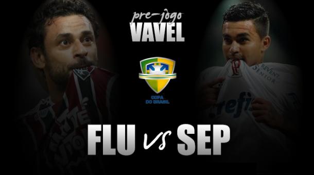 Pré-jogo: Buscando Libertadores, Fluminense e Palmeiras iniciam duelo nas semifinais