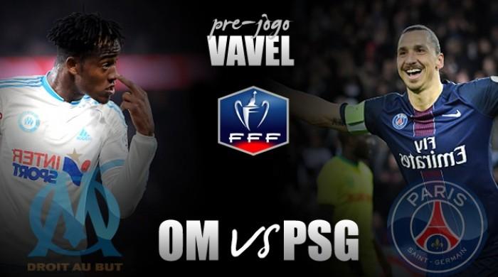 Na despedida de Ibrahimovic, PSG decide Copa da França diante do Olympique de Marseille