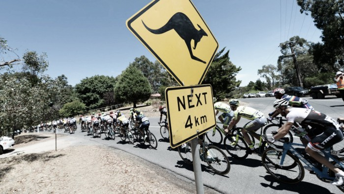Ciclismo, il Down Under apre le danze