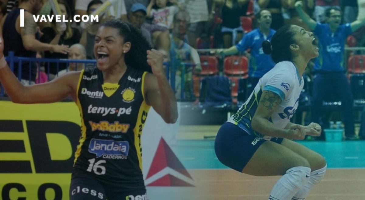 Dia de decisão! Sesc RJ e Praia Clube abrem final da Superliga Feminina
