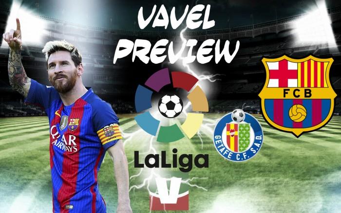 Barcellona, obiettivo quattro su quattro in Liga: oggi trasferta sul campo del Getafe