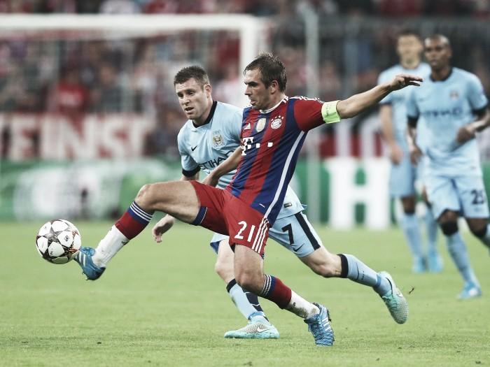 Bayern de Munique enfrenta Manchester City nas estreias de Ancelotti e Guardiola