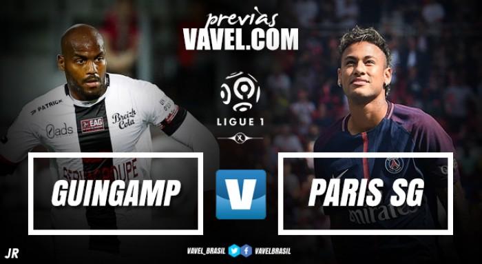 Na estreia de Neymar, PSG visita Guingamp com ingressos esgotados