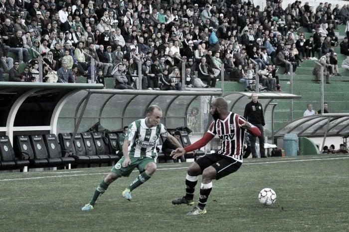 Sem aspirações, Santa Cruz e Juventude se enfrentam em último jogo do ano