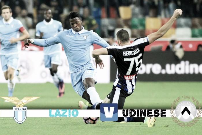 Serie A - La Lazio per l'Europa chiede punti ad un'Udinese arrabbiata