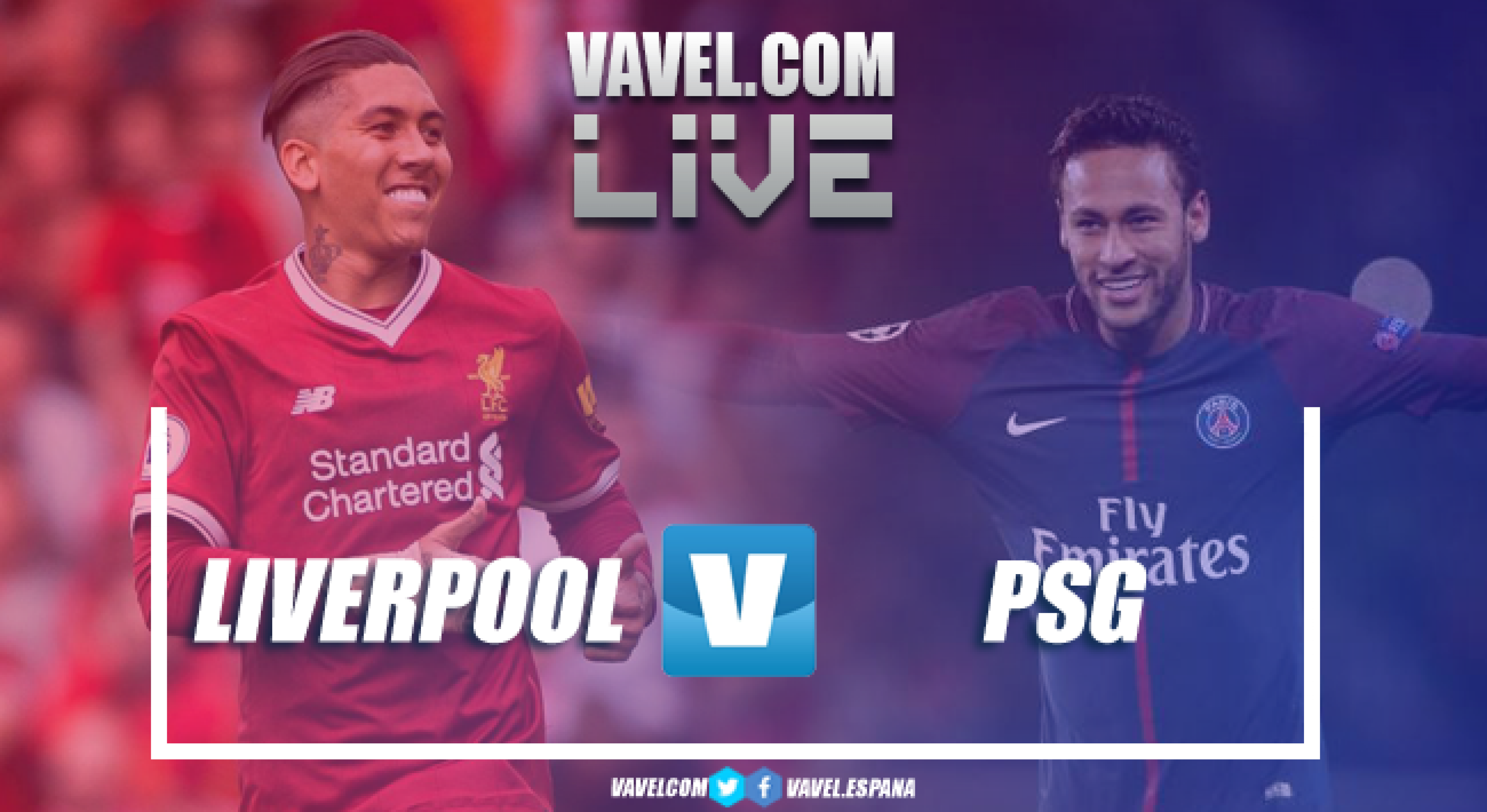 Resumen Liverpool - PSG en Champions League 2018 (3-2)