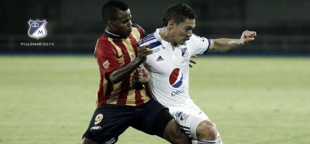 Águilas Pereira–Millonarios: vencero vencer