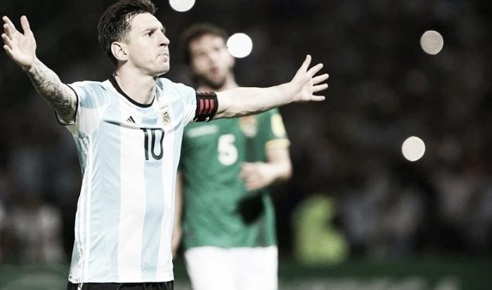 Sem Messi, Argentina enfrenta Peru fora de casa pelas Eliminatórias
