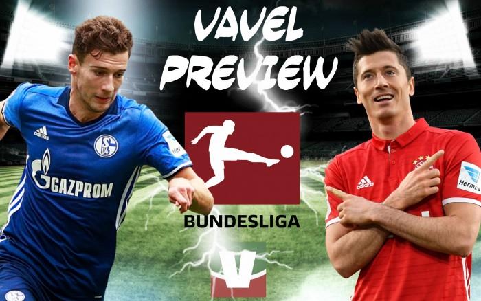 Bundesliga - Schalke e Bayern infiammano l'infrasettimanale