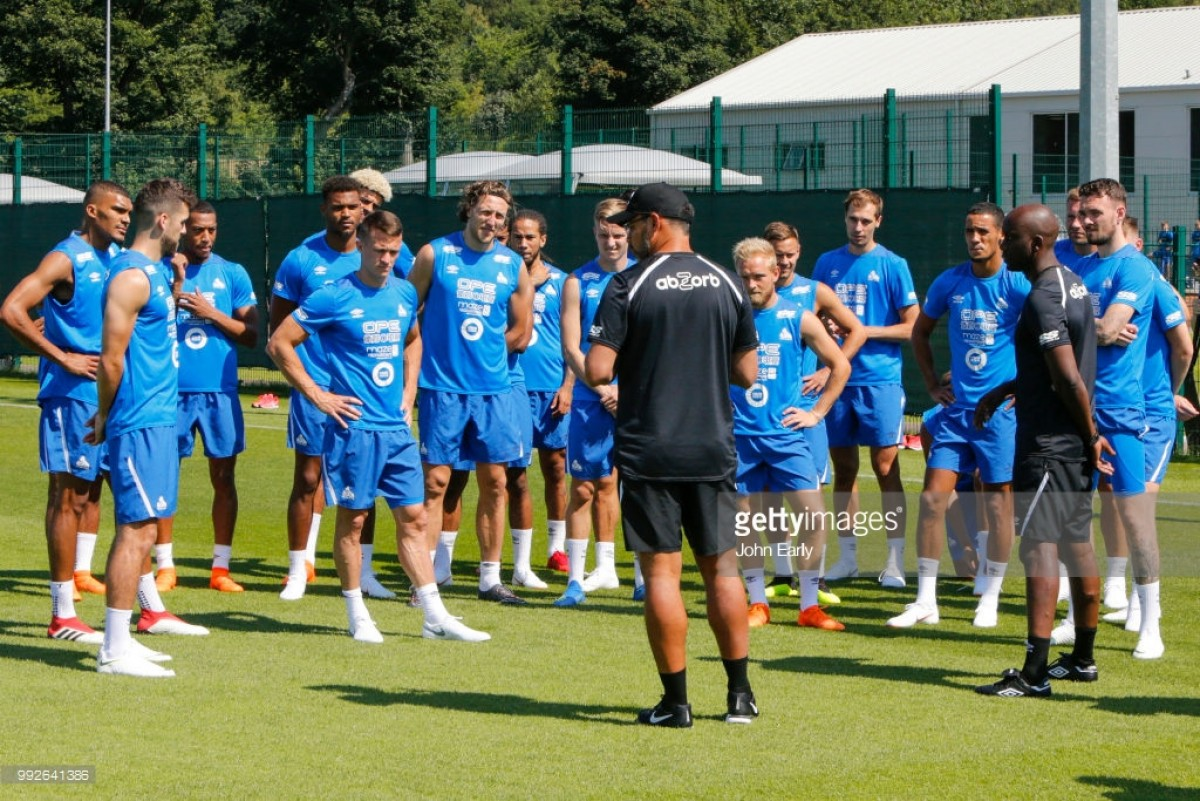 Huddersfield Town release 2018/19 squad numbers