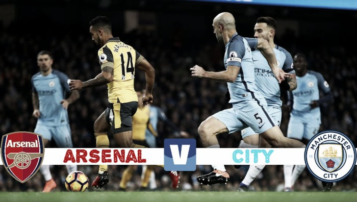 FA Cup - Arsenal e City si affrontano per una semifinale di fuoco