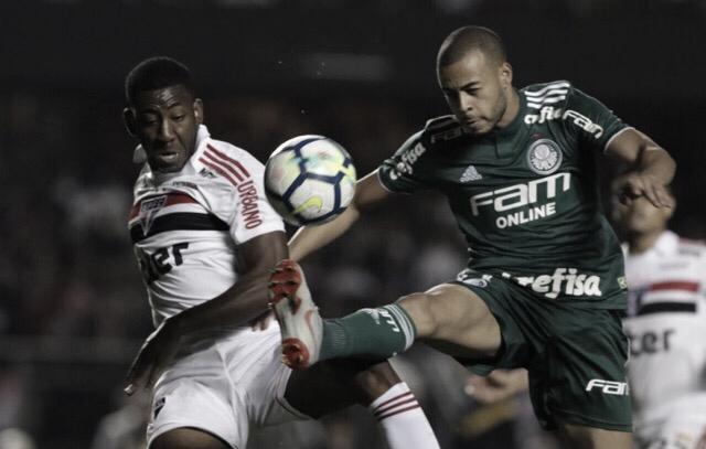 Em situações distintas, São Paulo e Palmeiras se enfrentam pelo Campeonato Paulista