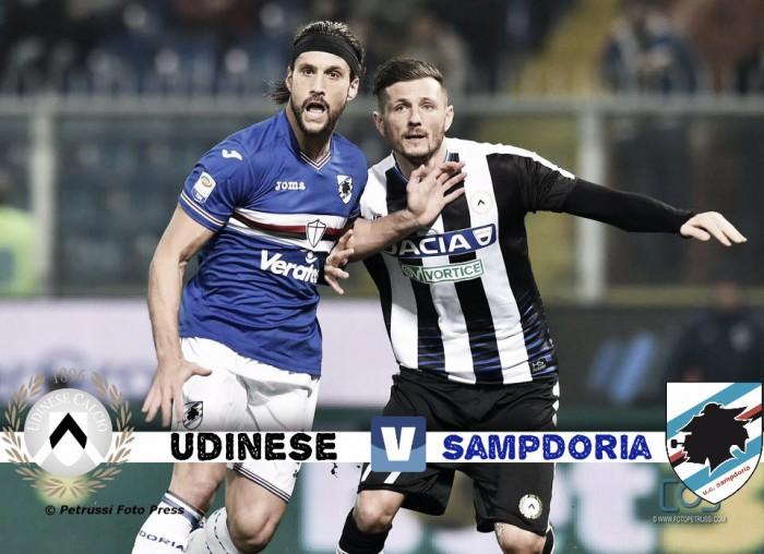 Udinese - È giunta l'ora del match chiave