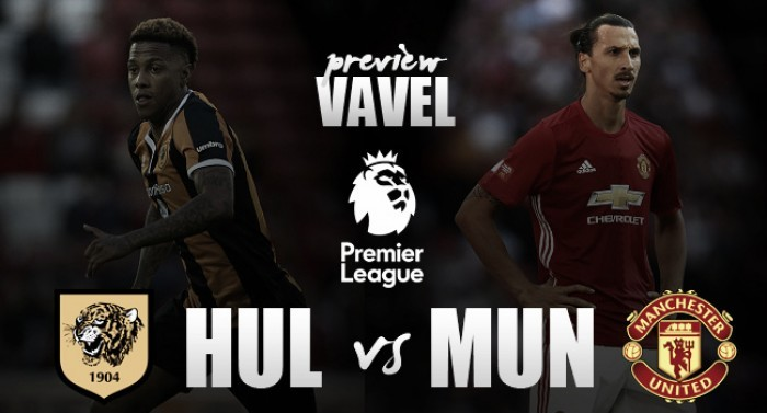 Manchester United visita Hull City visando continuar 100% na Premier League