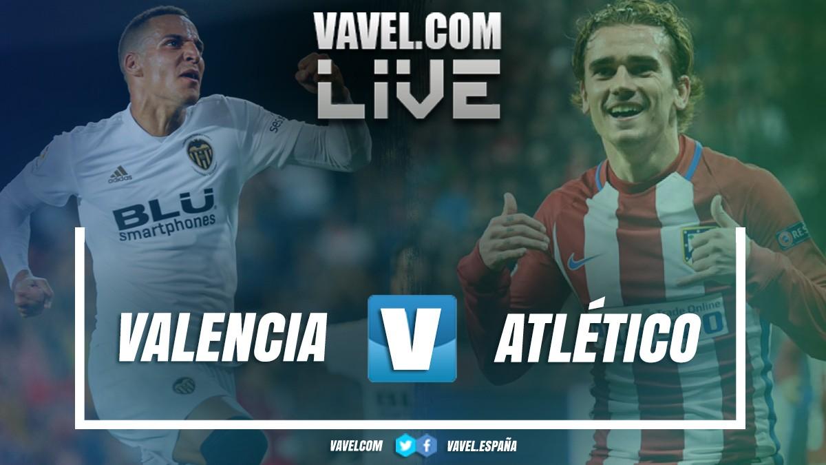 Previa Valencia - Atlético de Madrid: el primer gran duelo de liga