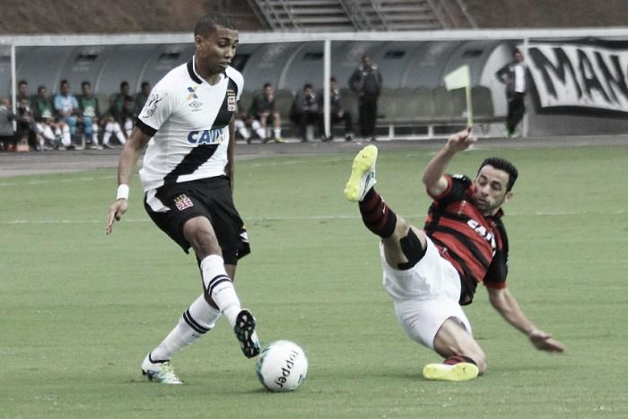 Após perder invencibilidade, Vasco encara Náutico em São Januário