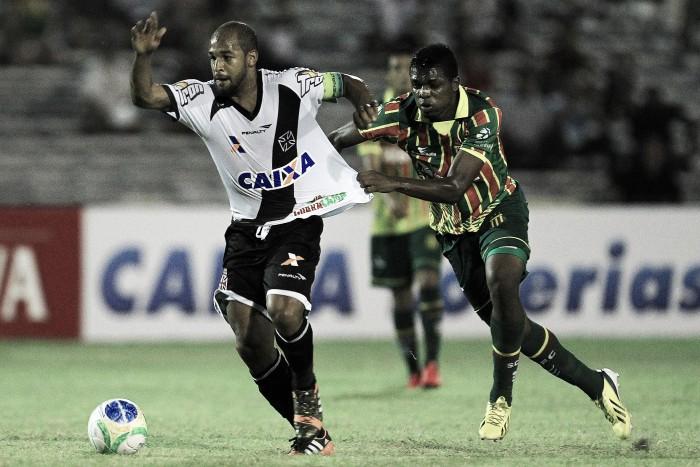 Resultado Sampaio Corrêa x Vasco da Gama na Série B (0-4)