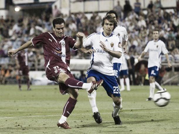 Precedentes históricos: Real Zaragoza - CD Tenerife