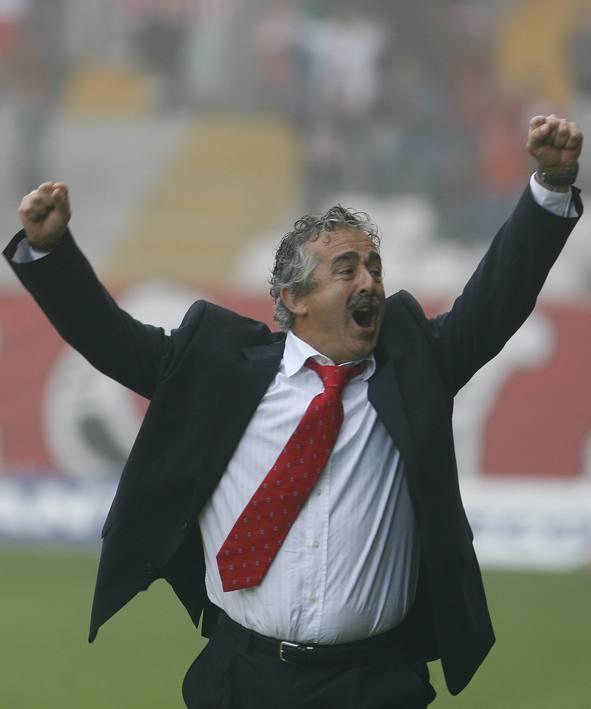 Manuel Preciado, único e irrepetible