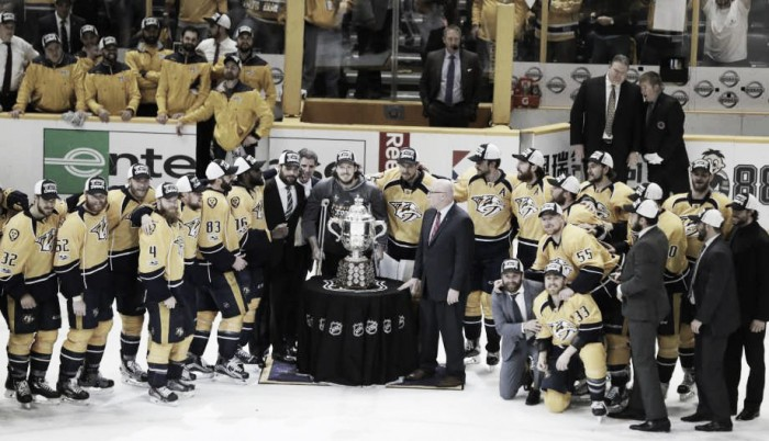 5 reasons the Anaheim Ducks were eliminated by the Nashville Predators