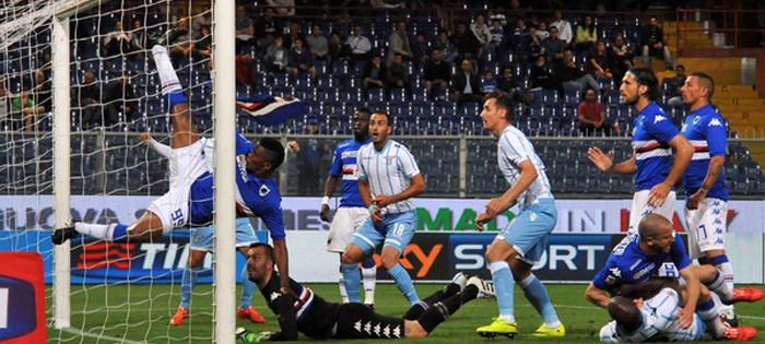 Sampdoria - Lazio, Simone Inzaghi e Montella: prima sfida da allenatori