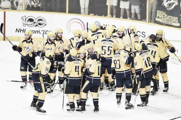 Predators campeón de la Conferencia Oeste y finalista de la Stanley Cup