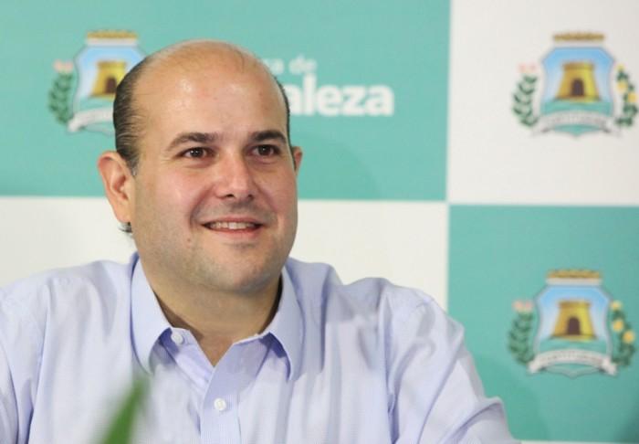 Roberto Cláudioé reeleito para a prefeitura de Fortaleza