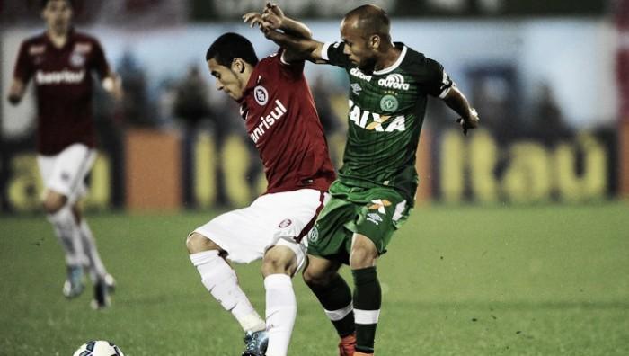 No Beira-Rio, Internacional e Chapecoense estreiam no Brasileirão