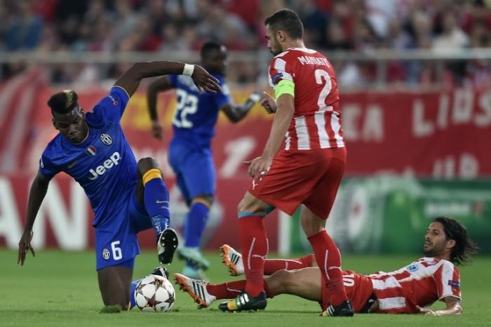 Champions League - La Juve cerca il riscatto contro l'Olympiacos