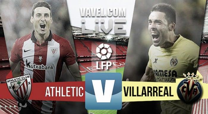 Athletic vs Villarreal en vivo y en directo online