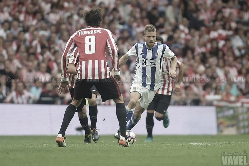 Athletic Club vs Real Sociedad en VIVO y en directo en LaLiga 2020