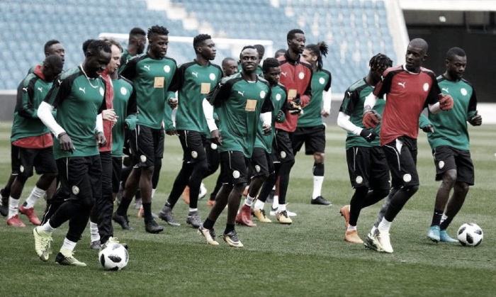 Goals and Highlights: Namibia 1-3 Senegal in 2022 World Cup Qualifiers
