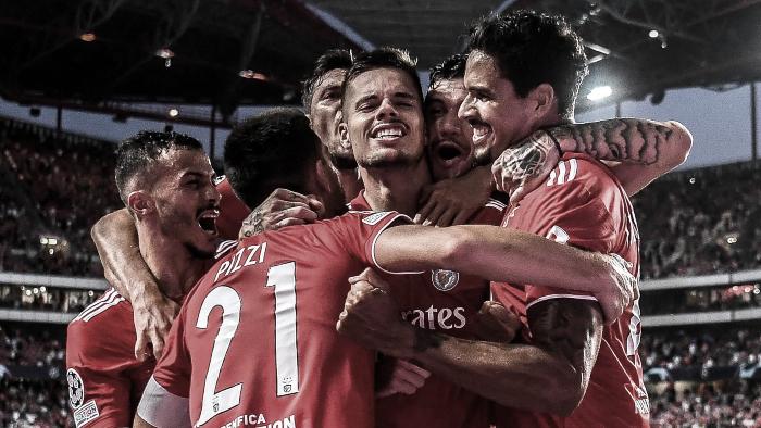 Resumen PSV vs Benfica (0-0) en la vuelta de los Playoff de la Champions League 2021/2022