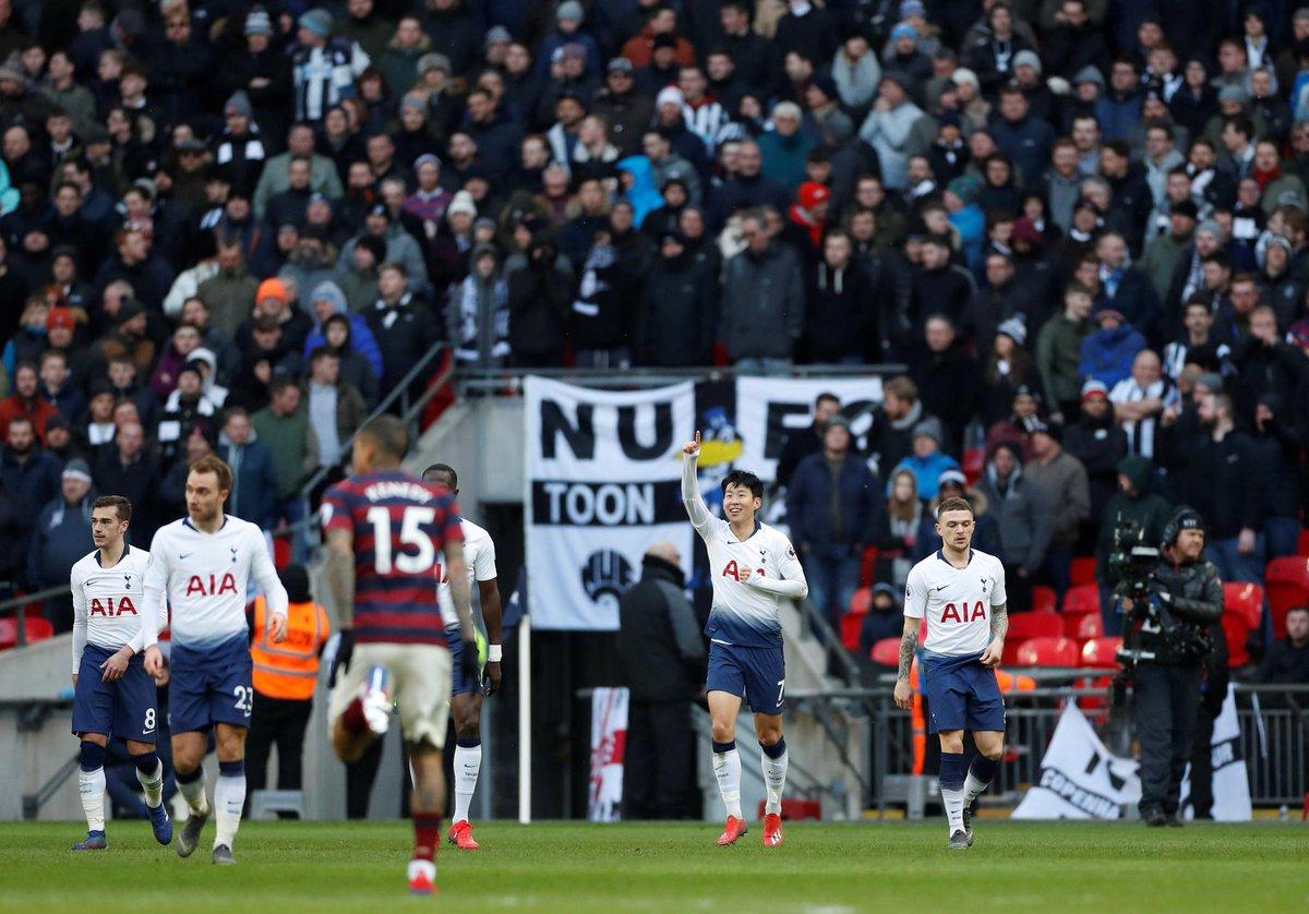 Premier League- Un errore di Dubravka condanna il Newcastle, il Tottenham passa nel finale (1-0)