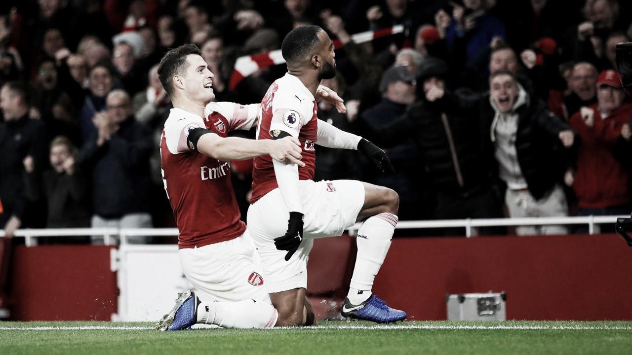 El Arsenal no puede hacer más para ganar a un 'grande'