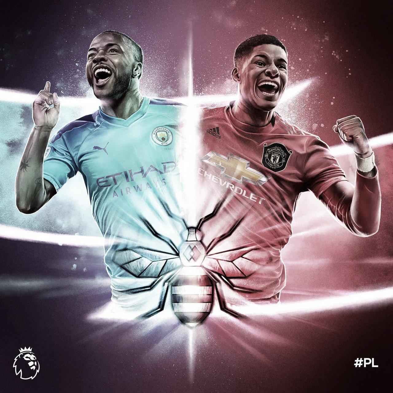 Resumen del Manchester City 1-2 Manchester United en Premier League 2019