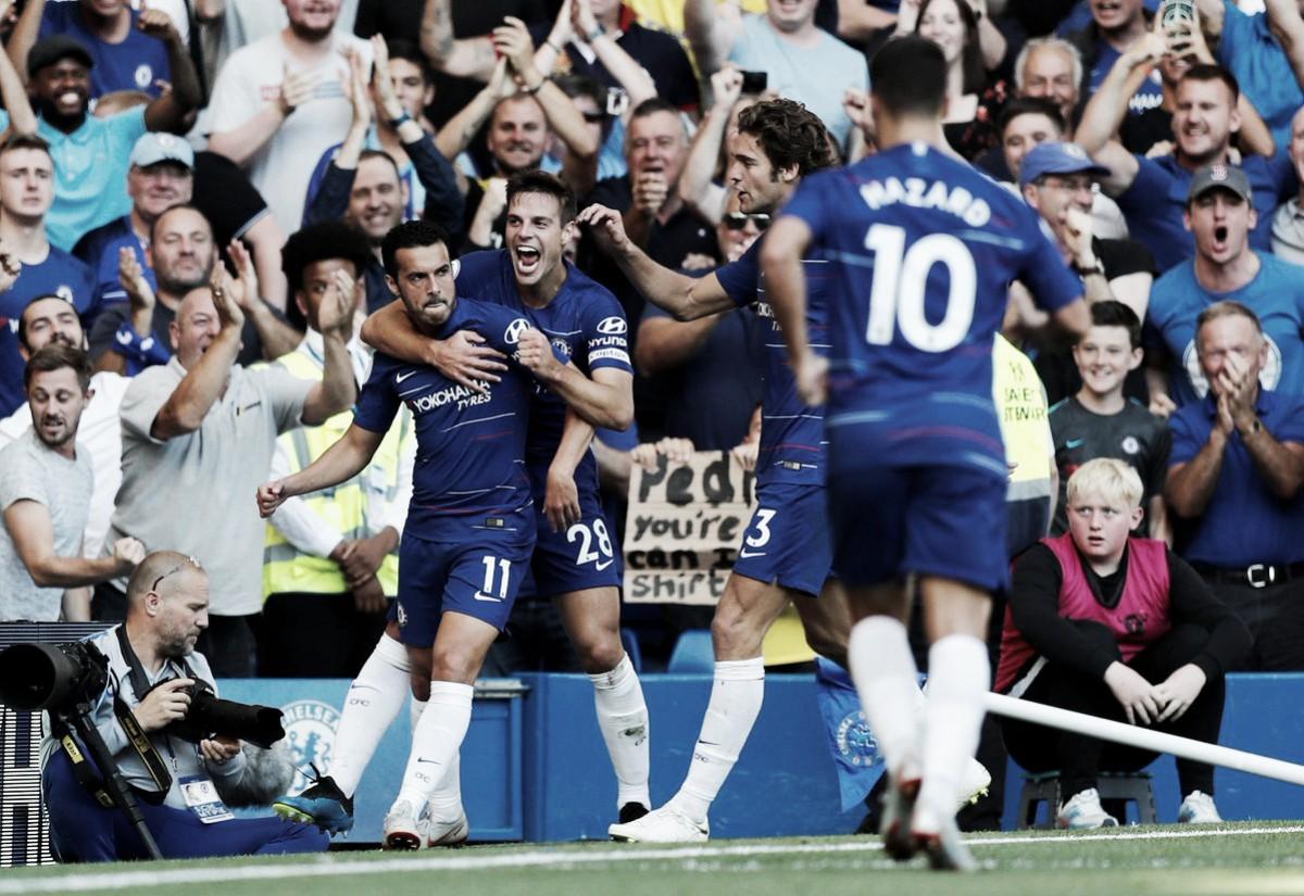 Il pomeriggio di Premier League: ok Chelsea e Southampton, si salvano Brighton ed Everton, crolla ancora il West Ham