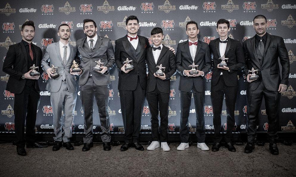 LoL: Conheça os vencedores do Prêmio CBLoL 2018