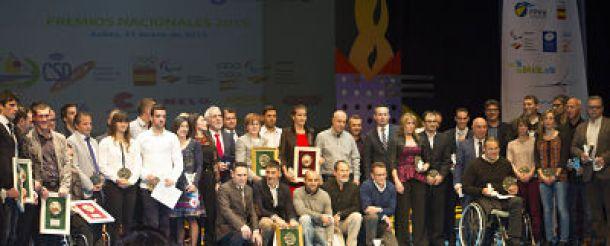 El piragüismo español brilló en Avilés con la Gala Nacional