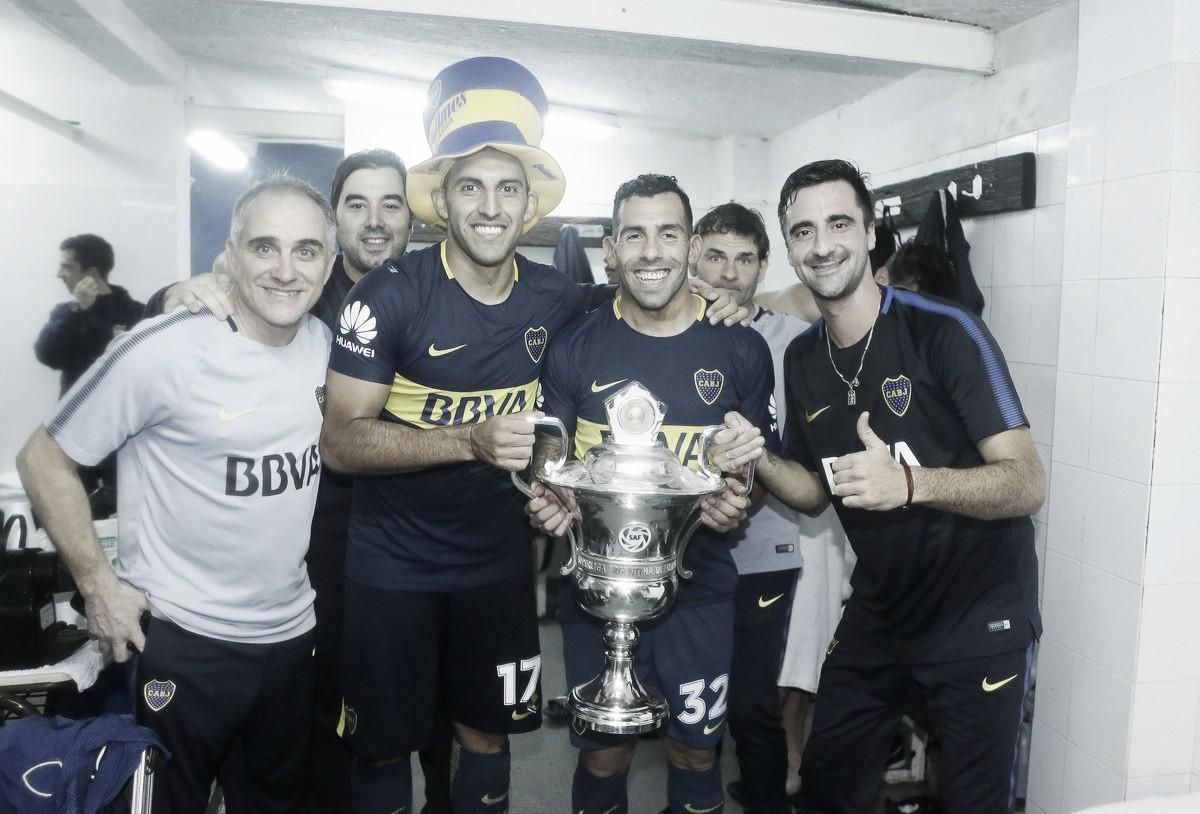 """Carlos Tevez: """"Nos merecíamos salir campeones"""""""