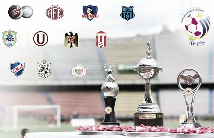 Definida la Copa Libertadores Femenil 2016