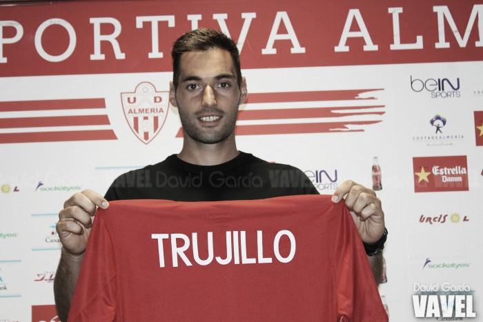 """Ángel Trujillo: """"Quería volver a sentirme identificado con unos colores y con el equipo al que defiendo"""""""