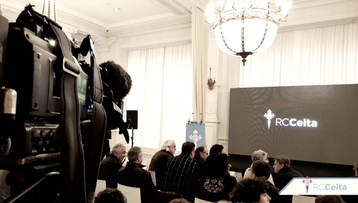 El Celta presenta los tres proyectos para su nueva ciudad deportiva