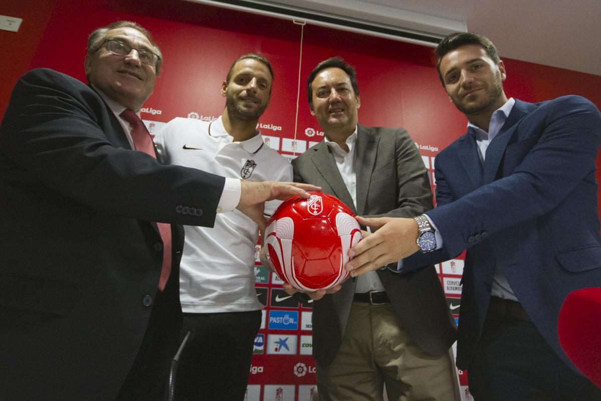 El Granada CF, con el tercer tope salarial más bajo de la Liga