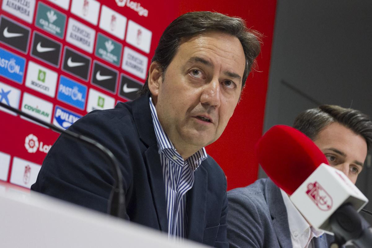 El Granada CF destituye a Fernández Monterrubio