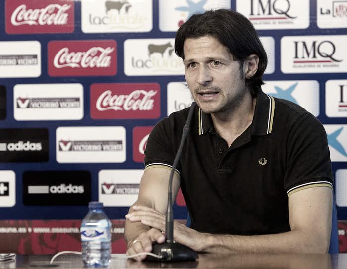 """Petar Vasiljevic: """"Es el partido más importante de esta temporada"""""""
